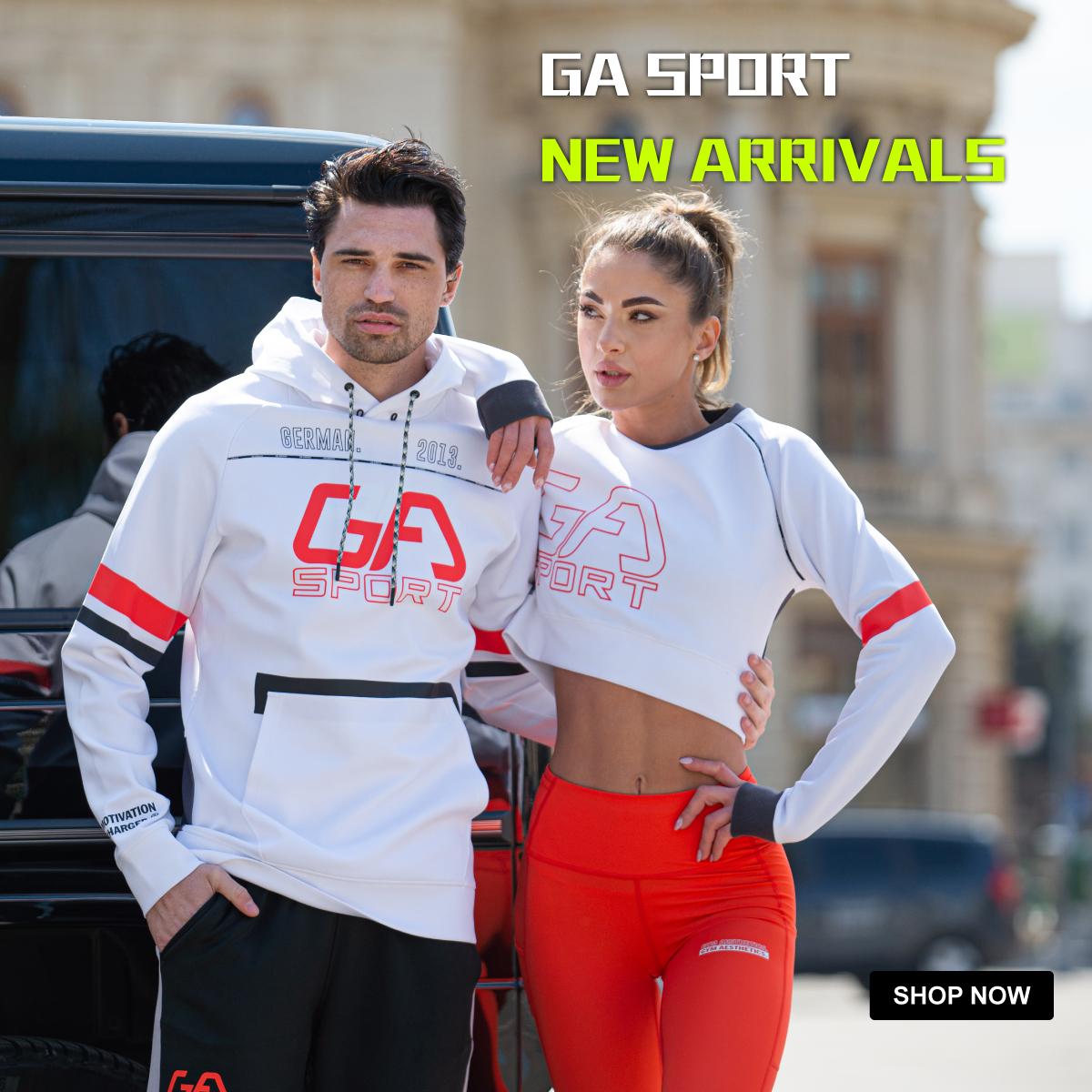 GA Sport - New Arrivals   Gym Aesthetics